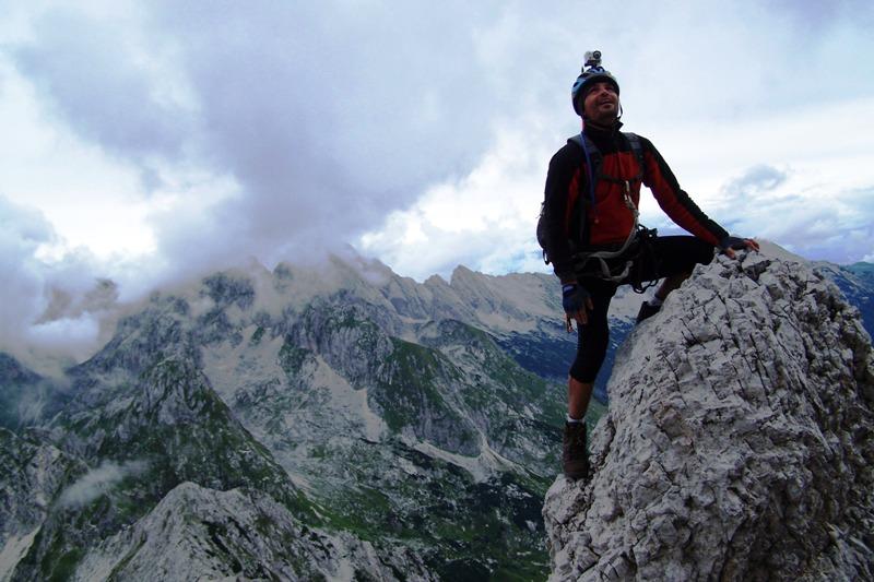 Alpy Slovinsko, Bavški Grintavec 2014 - video