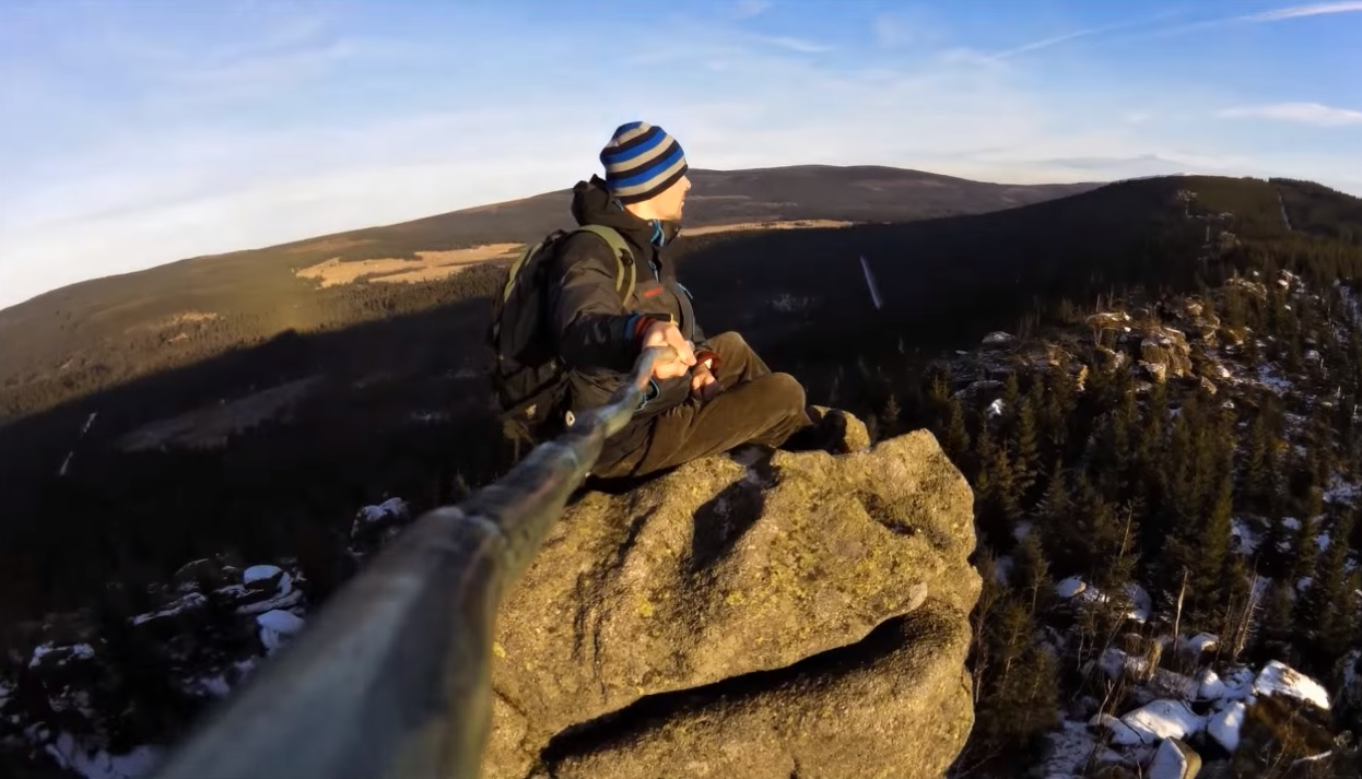 Pytlácké kameny 2015 - video