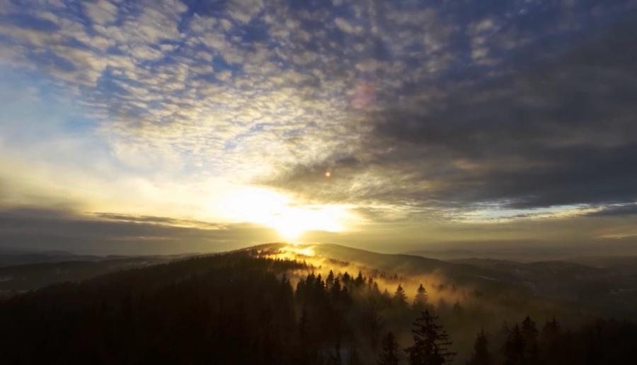 Terezínka a Muchov únor 2016