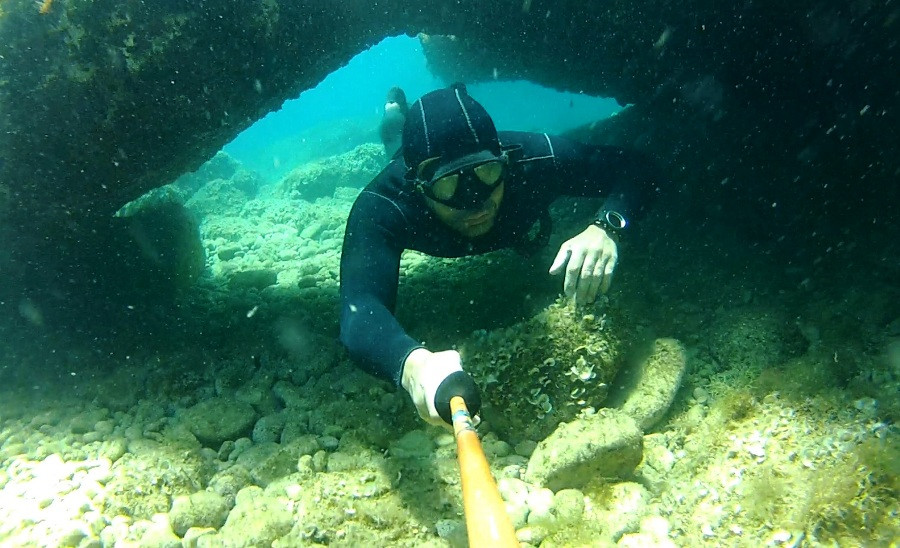 Freediving Istra 2017
