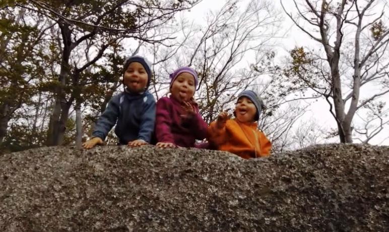 Návraty 2015 Deˇti Jizerských hor - Oldrˇichovské bucˇiny - video