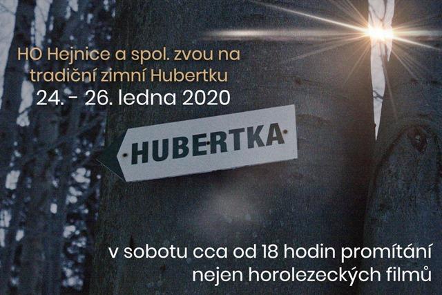 Hubertka 2020