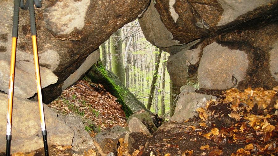 Divá Márí, Jeskyní vež 20.4. 20.4. 2014
