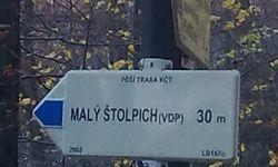 Dálnice na Malý Štolpich