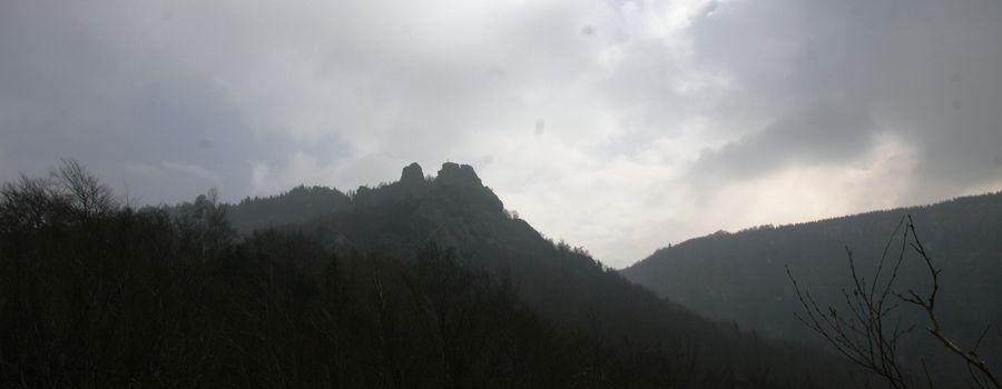 Jizerky - Novoroční a Poslední věž, Pohovka 8.3. 2014