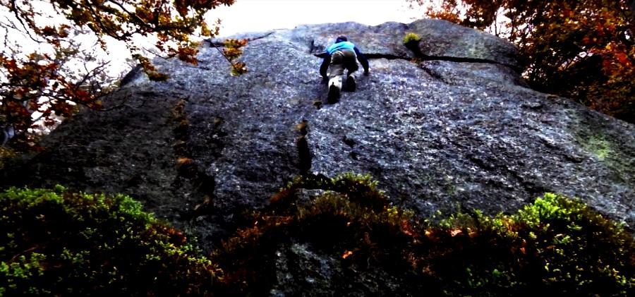 Rˇíjen 2015 v Jizerských horách - video